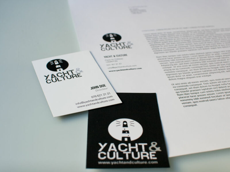 Création logo Nyon
