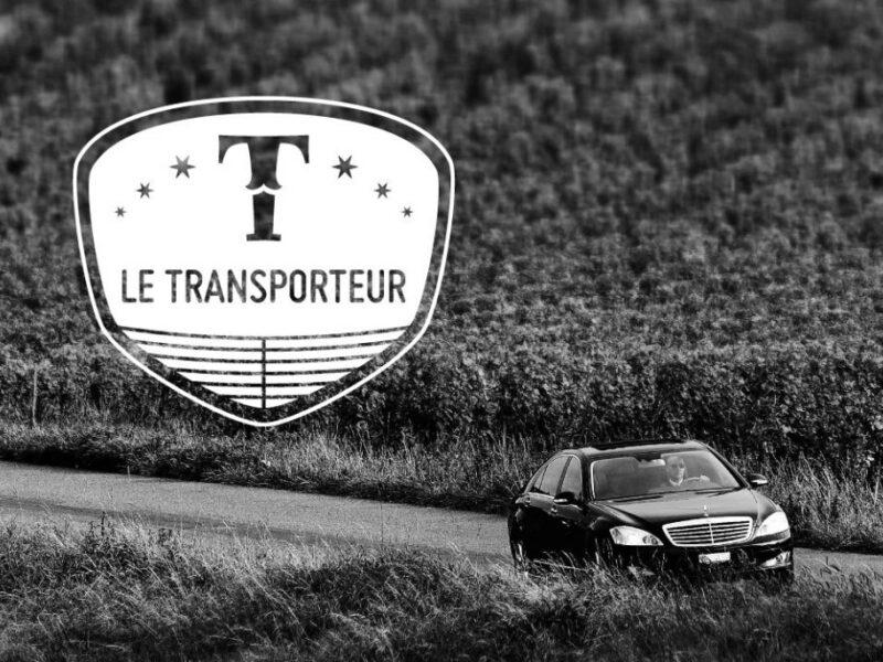 Orbe création logo et charte graphique Le Transporteur