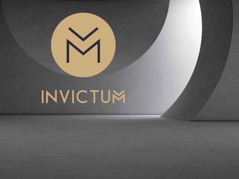 Clarens Création logo immobilier Invictum