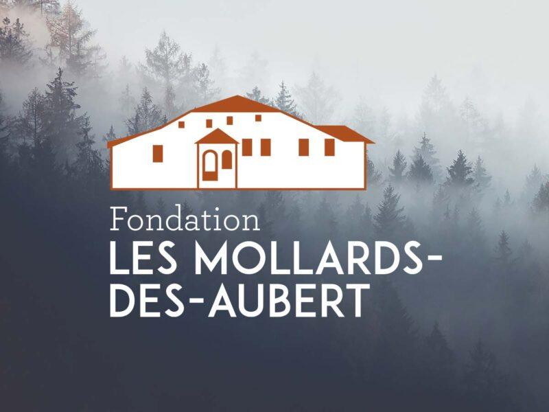 Création du logo de la fondation de l'alpage Les Mollards-des-Aubert à la Vallée de Joux
